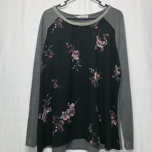 Maurice's long-sleeve Top Size 2